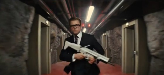 Agent Harry v podobě Colina Firtha.