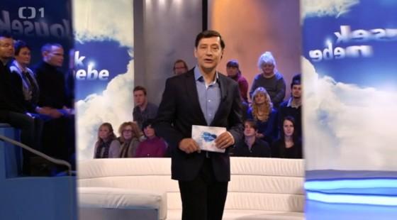 Role hlavního moderátora se ujal Pavel Kříž.