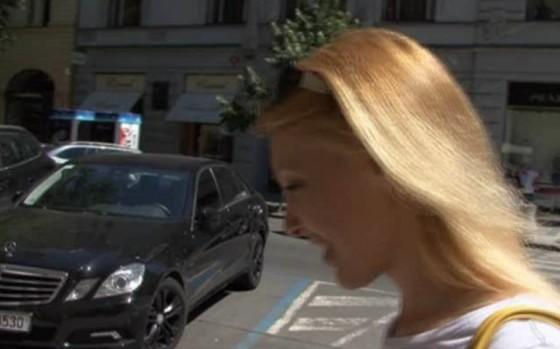 Slečna Polina pochází z Ruska