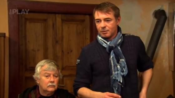 Byl by Ivan dobrým starostou? Kažodpádně dostane novou roli moderátora.