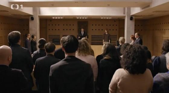 Život a doba soudce A. K. 1. díl