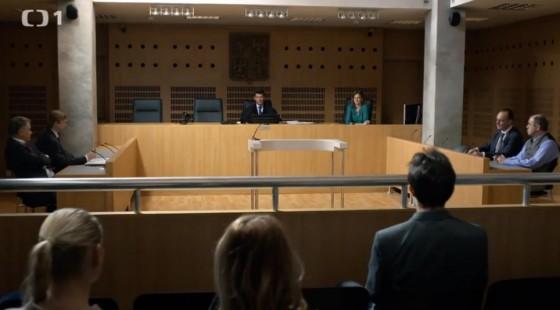 V soudní síni si je Adam Klos jistý.
